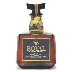 [古酒] サントリーウイスキー ローヤル 12年 43度 720ml