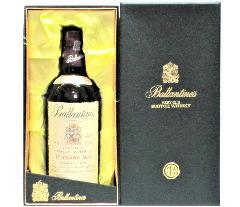 [古酒] [送料無料] バランタイン 17年 特級表示 正規品 箱付き 43度 750ml