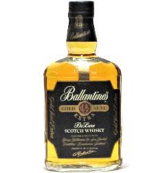 [古酒] バランタイン ゴールドシール エクストラ 正規品 箱付き 43度 750ml