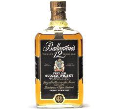 [古酒] バランタイン 12年 特級表示 正規品 43度 750ml ※漏れがあります