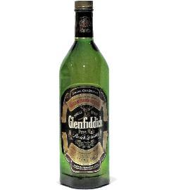 [古酒] グレンフィディック ピュアモルト 特級表示 正規品 43度 1000ml (1L)