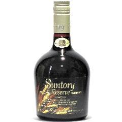 [古酒] サントリーウイスキー リザーブ 特級表示 43度 760ml