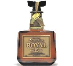 [古酒] [送料無料] サントリーウイスキー ローヤル 15年 ゴールドラベル 43度 750ml