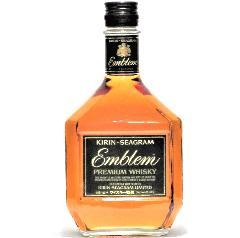 [古酒] キリン シーグラム エンブレム 特級表示 43度 760ml