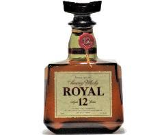 [古酒] サントリーウイスキー ローヤル 12年 43度 700ml