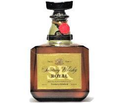 [古酒] サントリーウイスキー ローヤル SRラベル 43度 1000ml (1L)