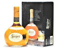 [古酒] ニッカウイスキー スーパーニッカ 箱付き 43度 750ml