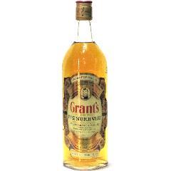 [古酒] グランツ 特級表示 正規品 43度 750ml