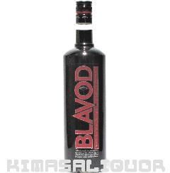 ブラヴォド ブラックウォッカ 40度 1000ml (1L)