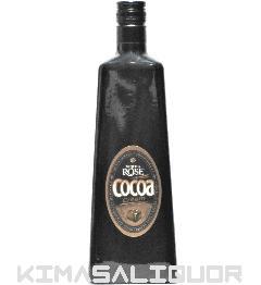 テキーラローズ ココアクリーム 15度 750ml