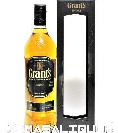 グランツ スモーキー 箱付き 40度 700ml