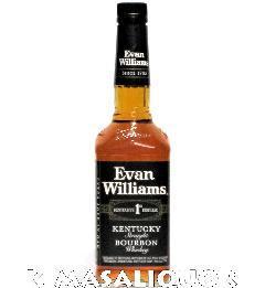 エヴァンウィリアムス ブラック 43度 750ml