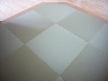 清流目積 銀白色 半畳9
