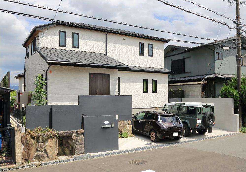 堺市の新築注文住宅です。
