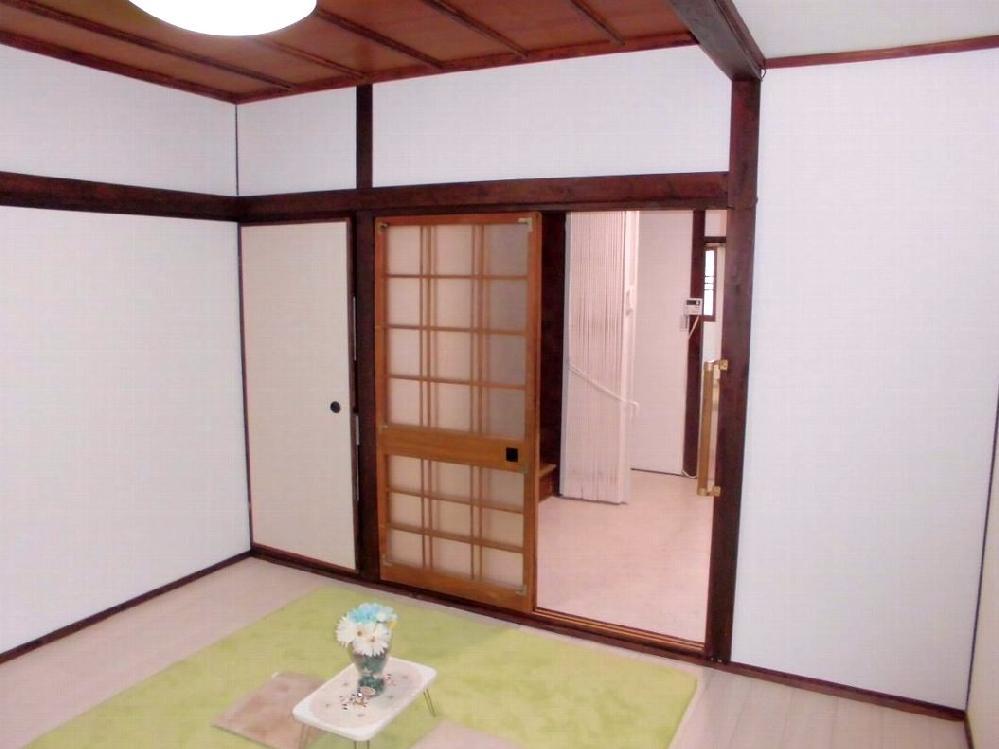 神戸市の戸建リフォームです。