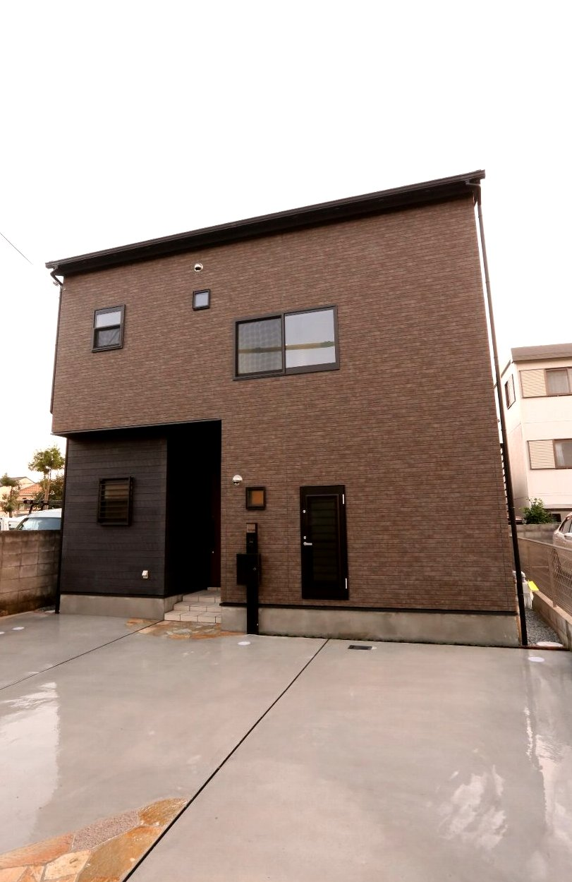 川西市の新築注文住宅です。