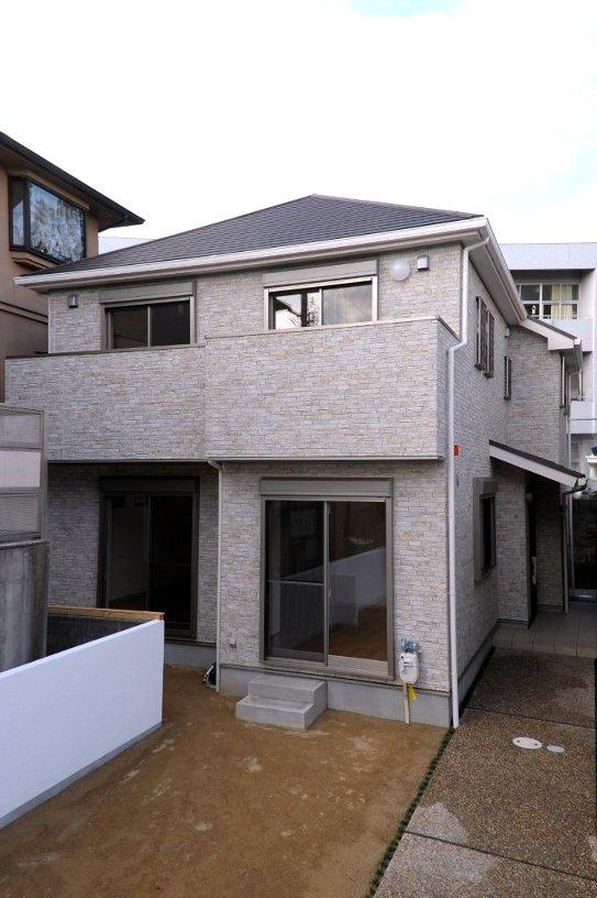 箕面市の新築注文住宅です。