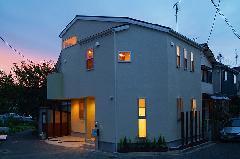 ≪借景の家≫