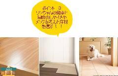 床材選びのご提案・・・