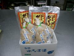 泉州名物セット【家庭用】(水なす漬4個、がっちょ3袋)
