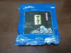 大阪泉州のり 50枚入り 3袋