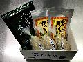 泉州名物セット【家庭用】(水なす漬3個、がっちょ2袋、泉州のり1袋)