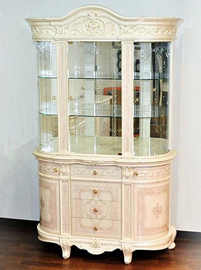 イタリア/サルタレッリ社製 飾棚 ヴェルサイユ KM-VS63