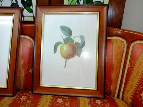 イタリア製 輸入小物 壁掛け用額絵162933-3