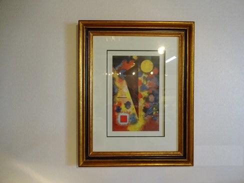 輸入家具 額絵 絵画 BLG159