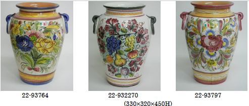 陶器の傘立て 22−93