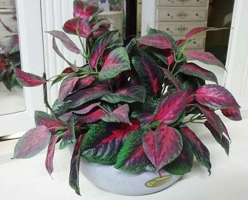 人工観葉植物 フェイクグリーン インテリア 造花 BZ-480