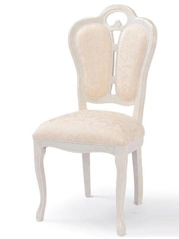 イタリア製 サルタレッリ フローレンス 椅子 チェアー アイボリー F40/BE