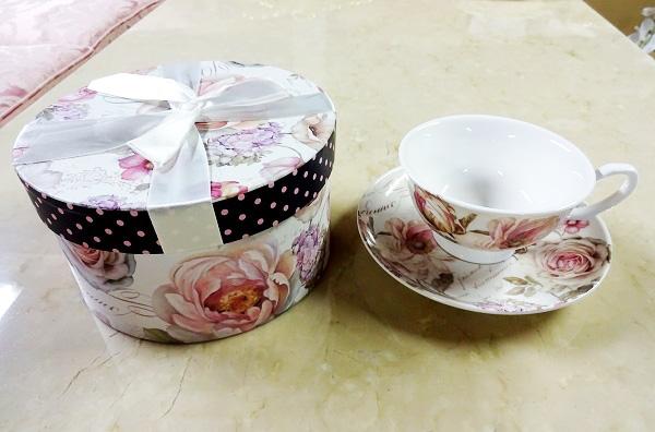コーヒーカップ&ソーサー 253