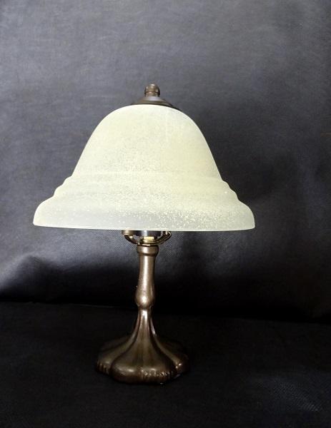 ランプ 照明 ミニランプ ガラスシェード シンプル 033A