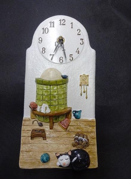 ドイツ製セラミック時計 32966