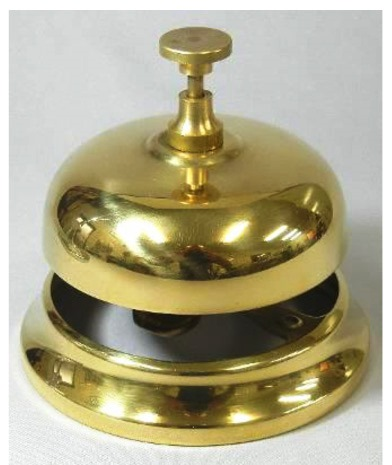 真鍮 ベル 呼びリン C3-557