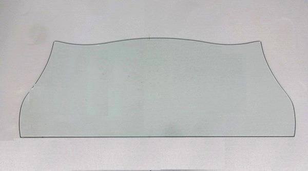 変形ガラス板 トレー   158-10
