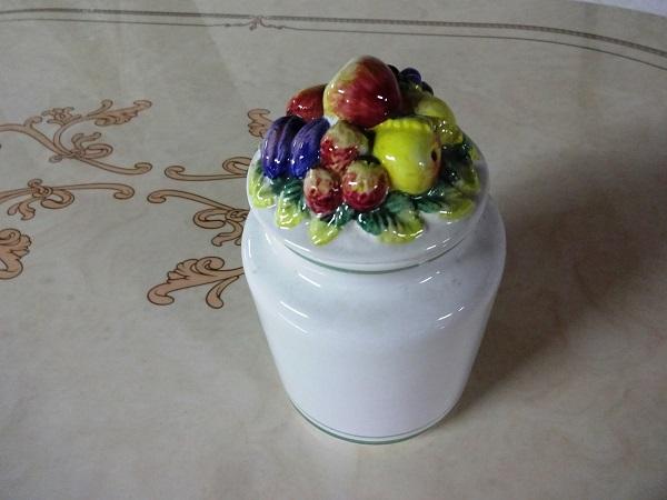 アウトレット イタリア製 陶器 小物入れ 輸入雑貨 BR/128