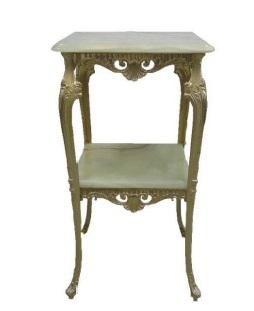 イタリア家具 花台 スモールテーブル L6-905