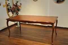 輸入家具 ダイニングテーブル 猫足 ヨーロピアンスタイル  812-DT-180