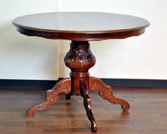 イタリア家具 ダイニングテーブル 1632Z