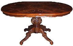 イタリア家具 ダイニングテーブル140IL