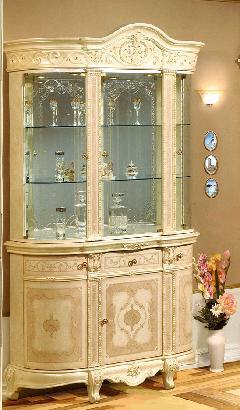 イタリア/サルタレッリ社製 飾棚 ヴェルサイユ KM-VS71