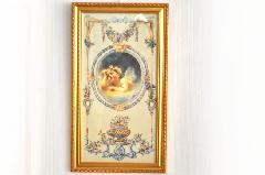 イタリアの天使の額絵 絵