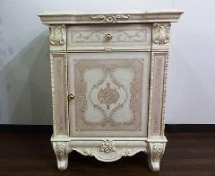 イタリア/サルタレッリ社製ヴェルサイユ 花台、テレホン台、ナイトテーブル VS72/I