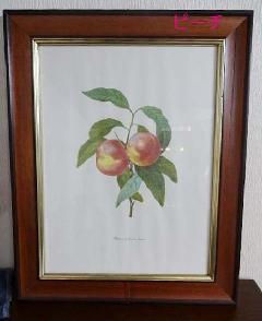 イタリア製 輸入小物 壁掛け用額絵162933-1