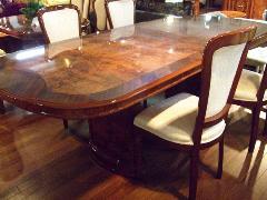 処分特価  イタリア家具 ダイニングテーブル MILADY/N