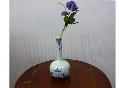 イタリア製 1輪挿し花瓶 壺 ツボ  花器