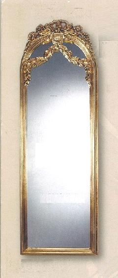 イタリア ミラー 高級クラシックミラー アンティーク ゴールド715