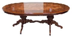 イタリア家具 ダイニングテーブル2mオーバル  IMA2000IL